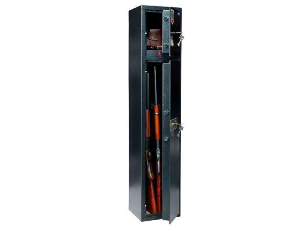 Оружейный шкаф АРСЕНАЛ 130/2 (1300x263x250)