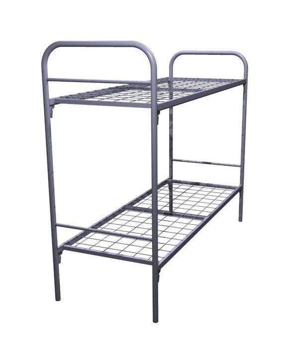 Кровать металлическая двухъярусная М2