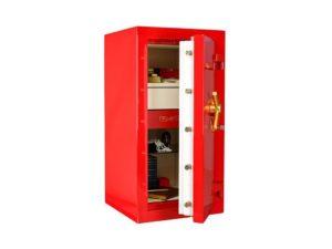 Эксклюзивный сейф РУБЕЖ 99 EL GOLD (990x510x510)