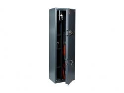 Оружейный шкаф ФИЛИН 33 EL (1400x430x320)