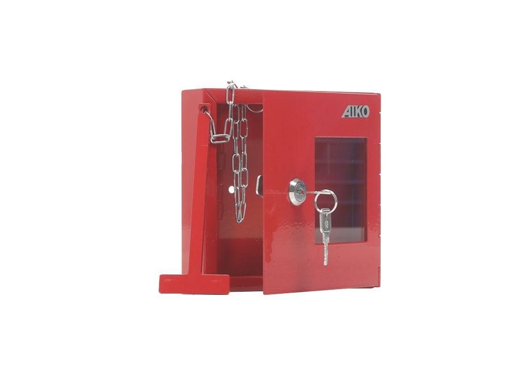 Ключница KEY-1 FIRE (175x162x40)