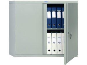 Шкаф для офиса ПРАКТИК AM 0891 (832x915x458)