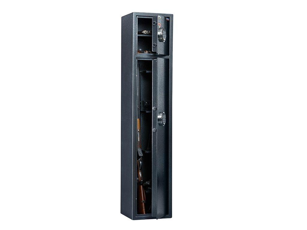 Оружейный шкаф АРСЕНАЛ 148/2 EL (1480x300x300)