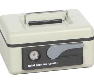 Кэшбокс CB-9701N (80х165х125)