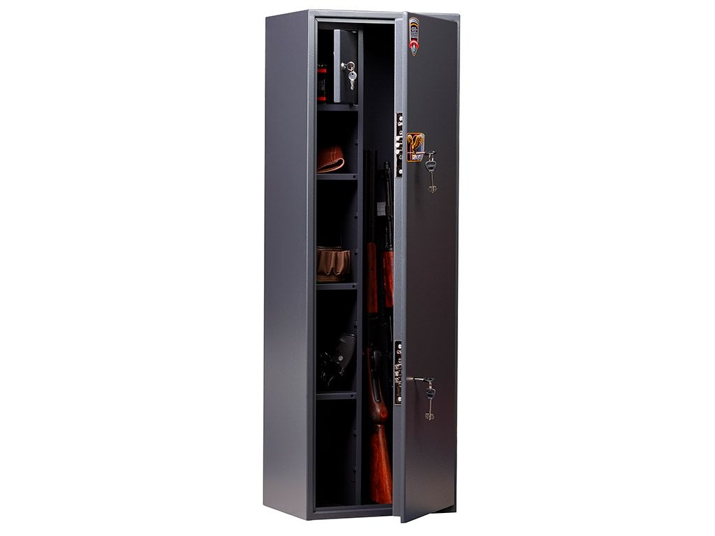 Оружейный шкаф БЕРКУТ (1230x400x300)