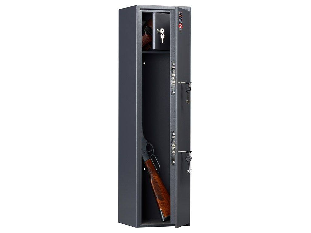 Оружейный шкаф БЕРКУТ 1 (1000x250x250)