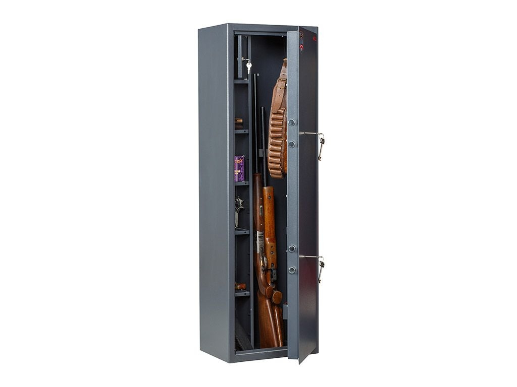 Оружейный шкаф ФИЛИН 33 (1400x430x320)