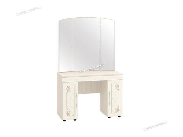 """Туалетный стол с зеркалом """"Версаль 99.06"""""""
