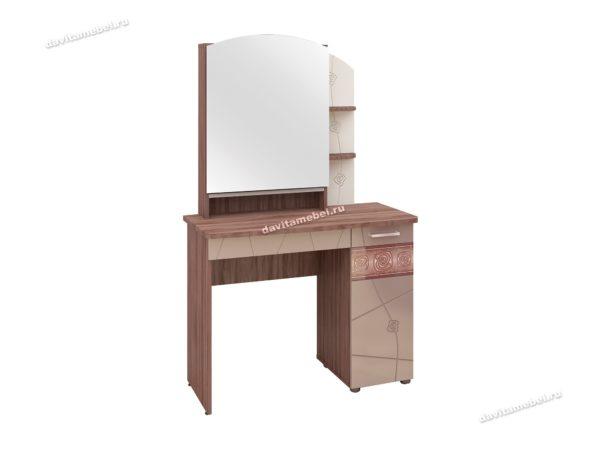 """Туалетный столик с зеркалом """"Розали 96.06"""""""