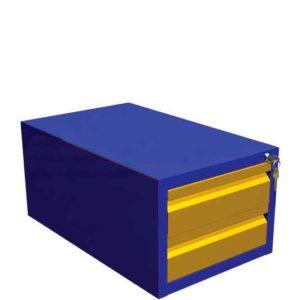 Подвесной ящик Т-ВПЭ (с замком) (290*400*650)