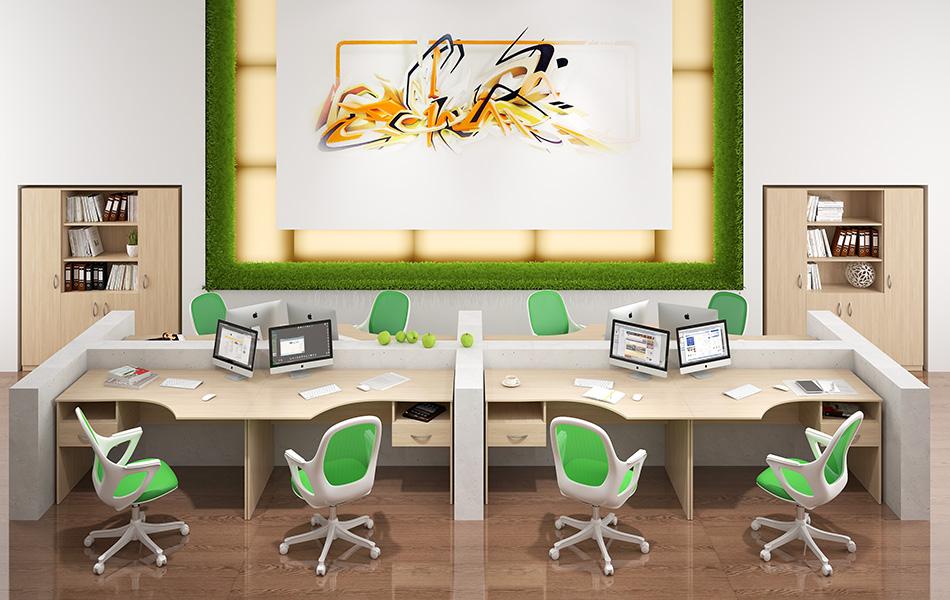 Стол письменный S-900 900x600x750
