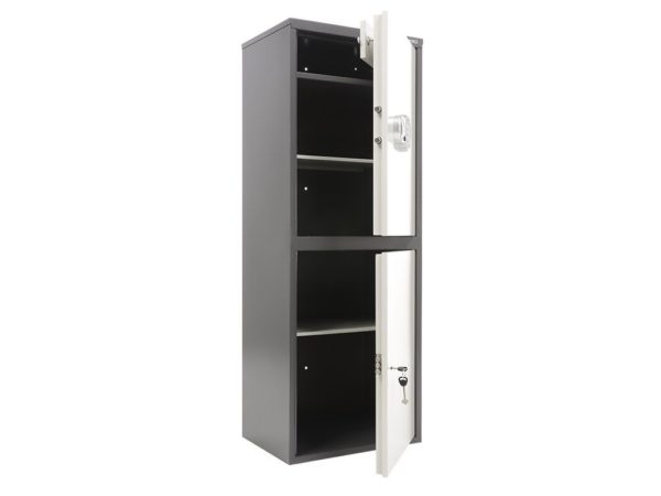 Бухгалтерский шкаф AIKO SL-125/2Т EL (1252x460x340)