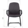 Офисное кресло CHAIRMAN 279 V JP