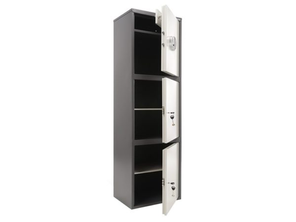 Бухгалтерский шкаф AIKO SL-150/3Т EL (1490x460x340)