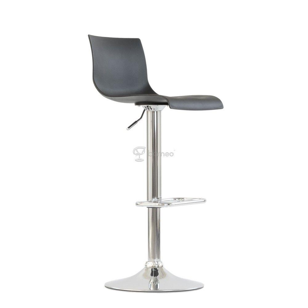 Барный стул Barneo N-262 Bras, черный