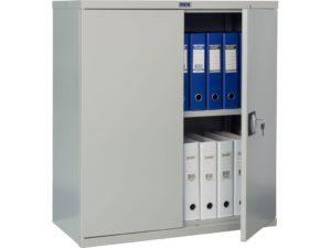 Шкаф для офиса ПРАКТИК СВ-21 (1000x1000x500)