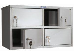 Индивидуальный шкаф кассира AMB-30/4 (370x600x330)