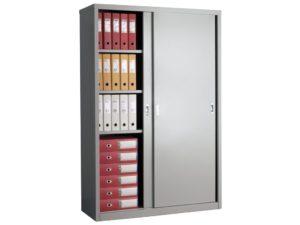 Шкаф для офиса ПРАКТИК AMT 1812 (1830x1215x458)