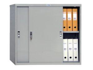 Шкаф для офиса ПРАКТИК AMT 0891 (832x915x458)
