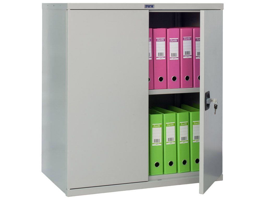 Шкаф для офиса ПРАКТИК СВ-13 (930x850x500)
