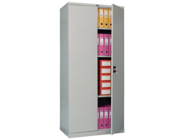 Шкаф для офиса ПРАКТИК СВ-14 (1860x850x500)