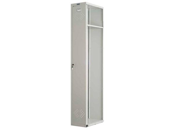 Шкаф для раздевалки ПРАКТИК СТАНДАРТ LS-001-40 (1830x393x500)