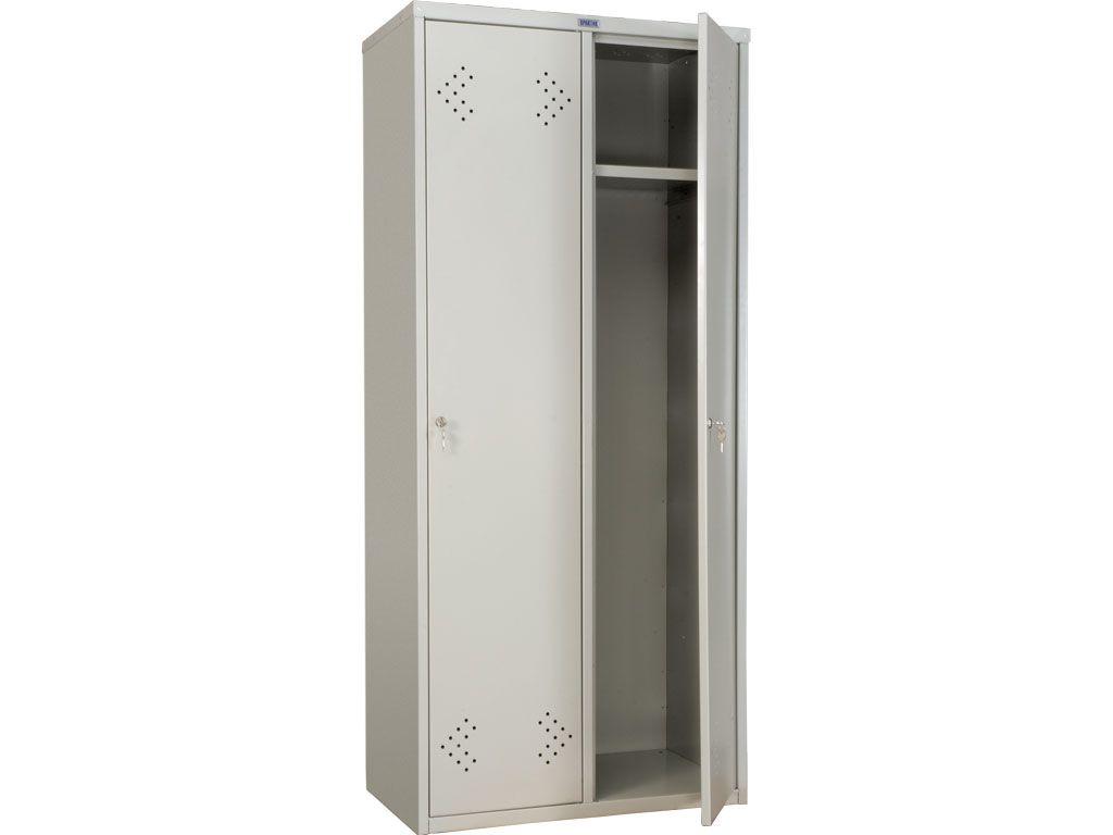 Шкаф для раздевалки ПРАКТИК СТАНДАРТ LS-21-80 (1830x813x500)