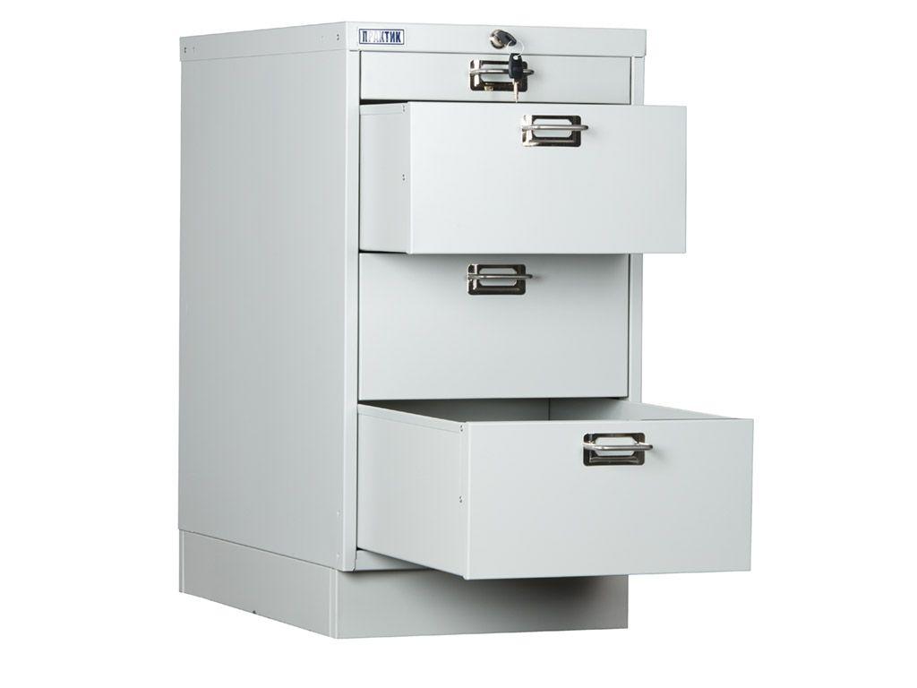 Многоящичный шкаф ПРАКТИК MDC-A3/650/4 (650x347x546)