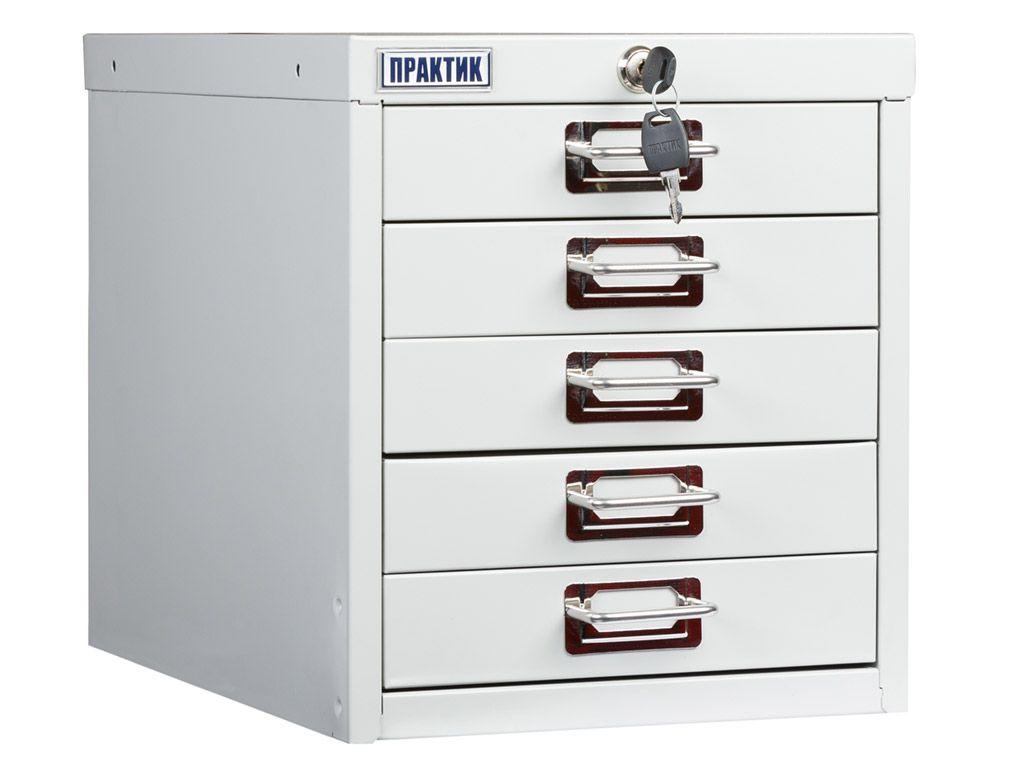 Многоящичный шкаф ПРАКТИК MDC-A4/315/5 (314x277x405)