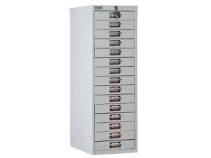 Многоящичный шкаф ПРАКТИК MDC-A4/910/15 (910x277x405)