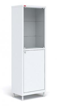 Медицинский шкаф М1 175.60.40 C (1750х600х400)