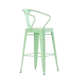 Барное кресло Barneo N-243 Tolix Style