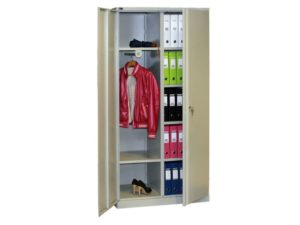 Шкаф для офиса NOBILIS NM-1991/2U (1900x915x458)