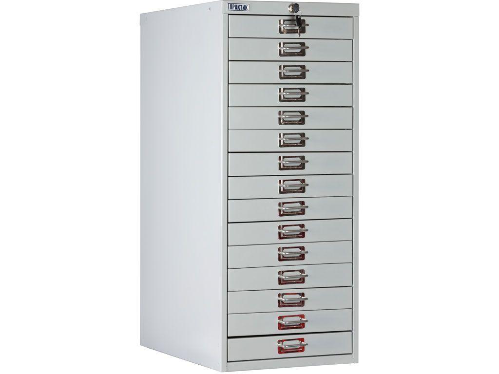 Многоящичный шкаф ПРАКТИК MDC-A3/910/15 (910x347x546)