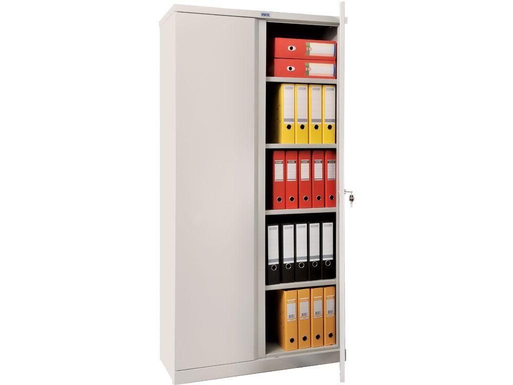 Шкаф для офиса ПРАКТИК М 18 (1830x915x370)