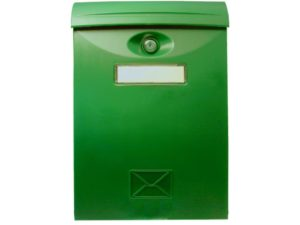 Почтовый ящик LTP-01 GREEN (345x240x105)