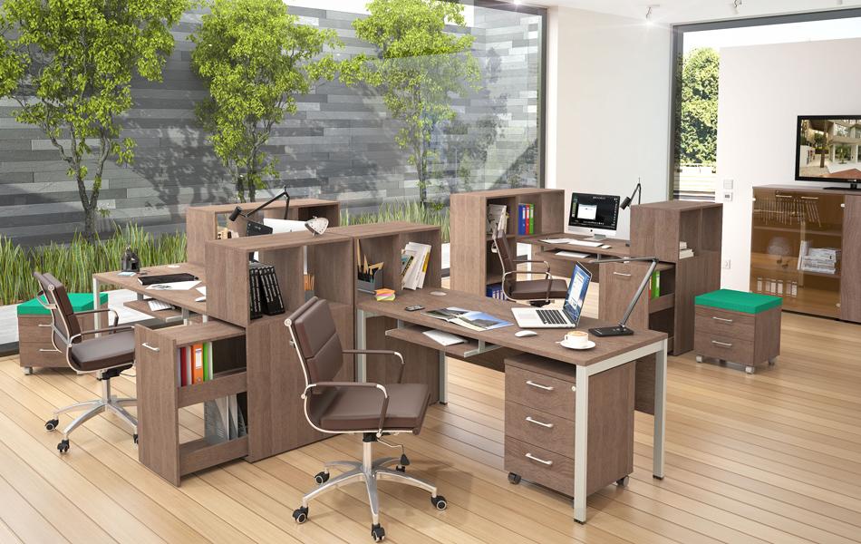 Стол письменный XMST 127 1200х700х755