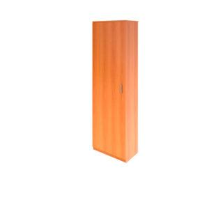 Шкаф для одежды узкий В-891 (580х378х1924)