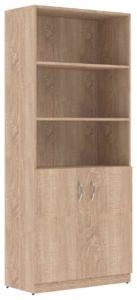 Шкаф с 1 комплектом глухих малых дверей SR-5W.5 770x359x1815