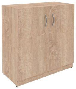 Шкаф с глухими малыми дверьми SR-2W.1 770х359х790