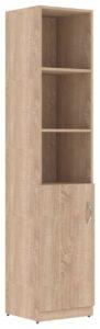 Шкаф колонка с глухой малой дверью SR-5U.5(L/R) 386х359х1817