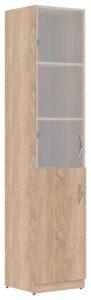 Шкаф колонка комбинированая SR-5U.2 (L/R) 386х359х1817
