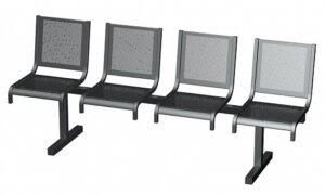 Секция из 4-х стульев СП1.104 (2027х520х865)