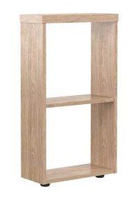 Приставной стеллаж для шкафной группы ABS 83 456х200х834