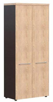Шкаф с глухими дверьми и топом AHC 85.1 850х430х1931