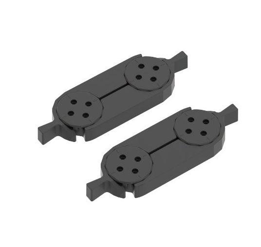 Соединительные защелки для столешниц KCLK-2 100х180х18