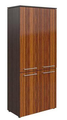 Шкаф с глухими средними и малыми дверьми MHC 85.3 854х423х1956