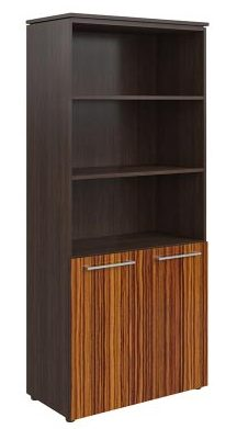 Шкаф с 1 комплектом глухих малых дверей MHC 85.5 854х423х1956