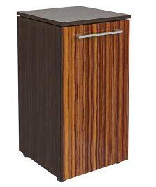 Шкаф колонка с глухой малой дверью MLC 42.1 429х423х821