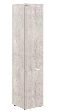 Шкаф колонка с глухой дверью и топом THC 42.1 426х430х1930